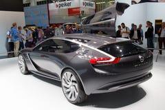 Opel蒙扎 免版税图库摄影