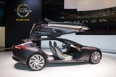 Opel蒙扎 库存照片