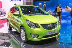 Opel 2015 Карл Стоковые Фотографии RF