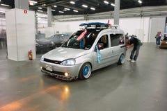 Opel комбинированное Стоковые Фото