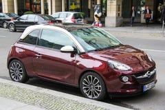 Opel Adam imagens de stock