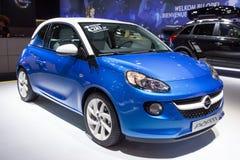 Opel Adam Royalty Free Stock Photography