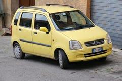 Opel Agila Stock Images