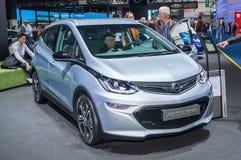 Opel ampera-ε στοκ εικόνες