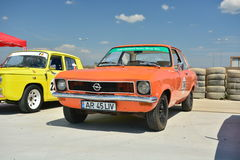 Opel Ascona Immagini Stock