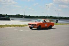 Opel Ascona Stock Images