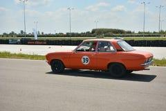 Opel Ascona Royalty Free Stock Image