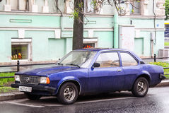 Opel Ascona Stock Photo