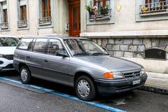 Opel Astra στοκ εικόνες