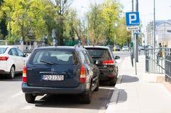 Opel Astra στοκ φωτογραφία με δικαίωμα ελεύθερης χρήσης