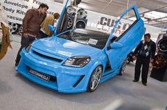 Opel Astra Immagini Stock Libere da Diritti