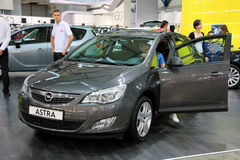 Opel Astra Royalty Free Stock Photos