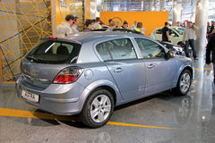 Opel Astra Stock Photography