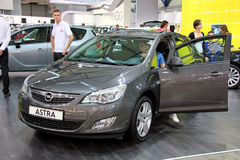Opel Astra Royalty Free Stock Photography