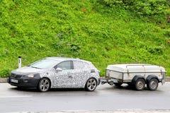 Opel 2016 Astra Stockbild