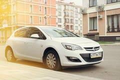 Opel Astra Royalty-vrije Stock Fotografie