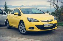 Opel Astra Stock Afbeelding