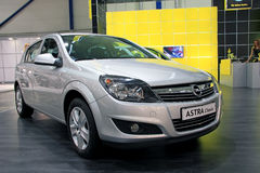 Opel Astra Classic Royalty Free Stock Photography