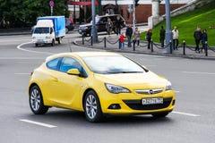 Opel Astra GTC στοκ φωτογραφίες με δικαίωμα ελεύθερης χρήσης