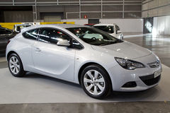 Opel Astra GTC Stock Photo