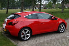 Opel Astra GTC Stock Images
