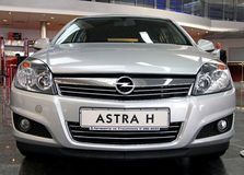 Opel Astra H  Stock Photography