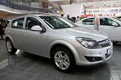 Opel Astra H Royalty Free Stock Photography