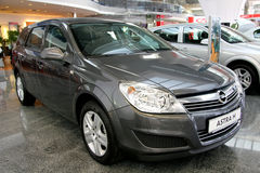 Opel Astra H Stock Photo