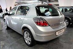 Opel Astra H Stock Photos