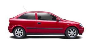 Opel Astra hatchback στοκ φωτογραφία με δικαίωμα ελεύθερης χρήσης