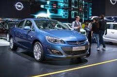 Opel Astra Stock Image