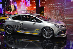Opel Astra OPC Extreme Royalty Free Stock Photography