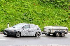 2016 Opel Astra Stock Image