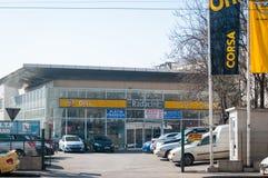 Opel bucharest Stock Image