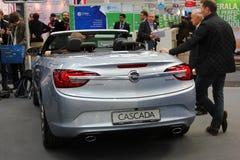 Opel Cascada Royaltyfri Foto