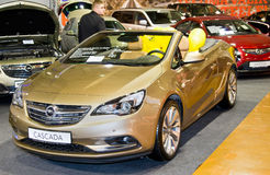 Opel Cascada Royalty Free Stock Images