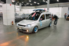Opel Combo Photos stock