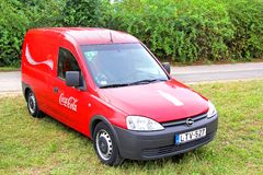 Opel Combo photographie stock