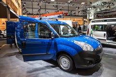 Opel Combo Van przy IAA 2016 Obraz Stock
