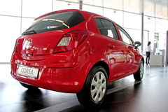 Opel Corsa Stock Photography