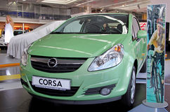 Opel Corsa Royalty Free Stock Photo