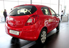 Opel Corsa Royalty Free Stock Images