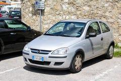 Opel Corsa Arkivfoto
