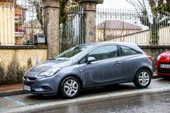 Opel Corsa imagens de stock royalty free