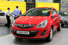 Opel Corsa MCE Stock Photo
