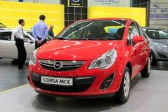 Opel Corsa MCE Stock Photo
