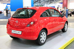 Opel Corsa MCE Stock Photography