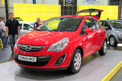 Opel Corsa MCE Royalty Free Stock Photos