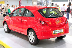 Opel Corsa MCE Royalty Free Stock Image