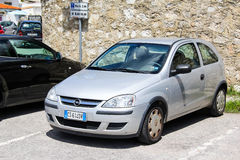 Opel Corsa Stock Photo
